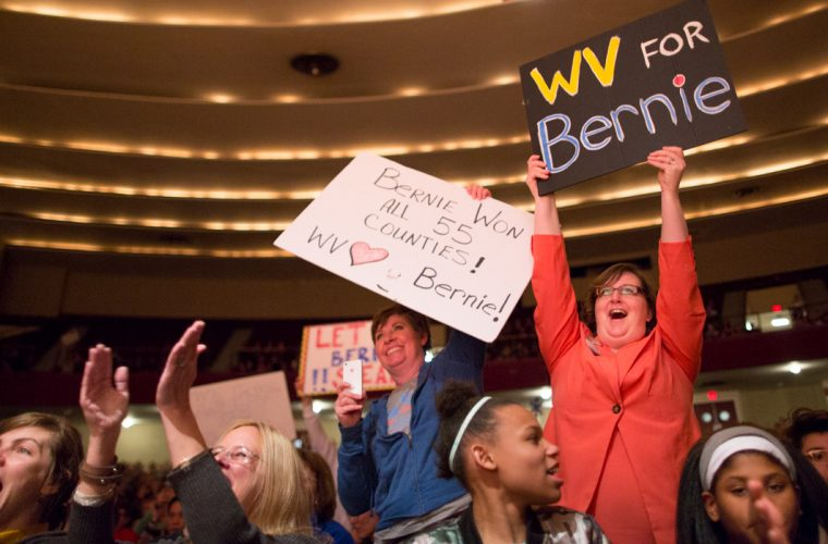 Why Bernie? Why now? People share their reasons to hear Bernie Sanders