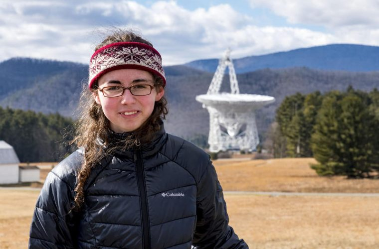 This 16-year-old and her family are fighting to save a scientific icon in West Virginia