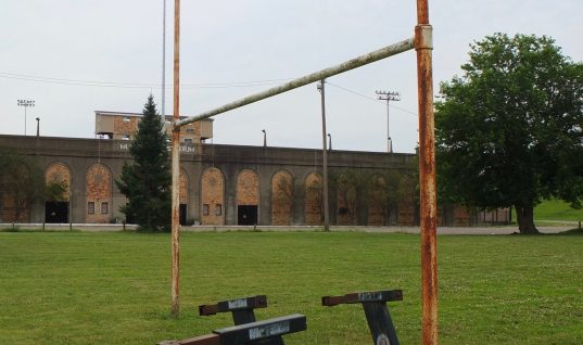 This Storied Football Town in Ohio is Looking to Revitalize its Stadium — and Fight the Opioid Epidemic