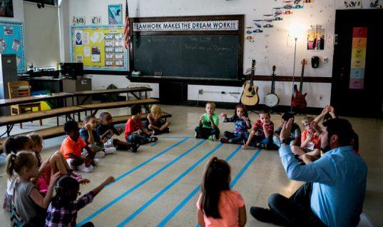 Teaching Teachers About Trauma Helps Kids Learn