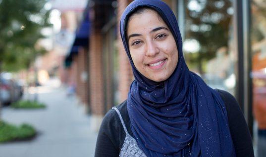 """""""Appalachian American Arab Muslim"""" Malak Khader"""