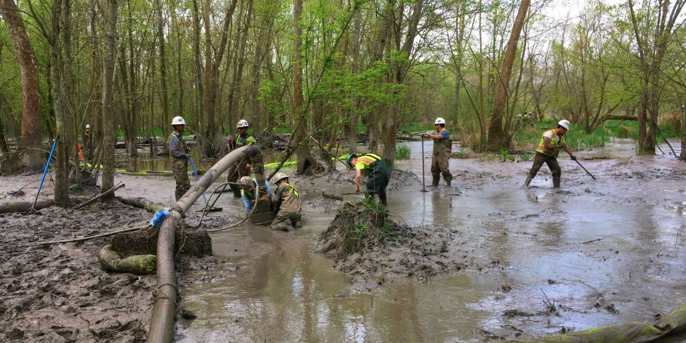 Pipelines Fuel Concern for Waterways in Coal Country