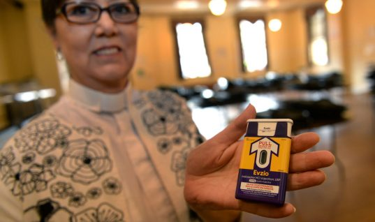 WV bishop asks Episcopal churches to carry naloxone