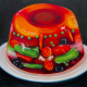 """Tomato Aspic,"" oil on panel by Lina Tharsing."