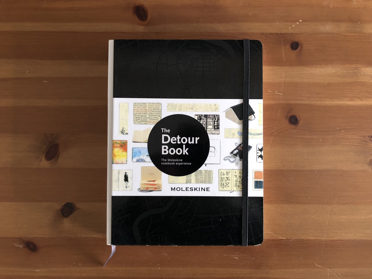 The Detour Book book cover.