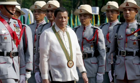 Trump Believes the U.S. Can Arrest and Execute Its Way Out of Opioid Crisis. You Know Who Else Does? Philippines President Duterte.