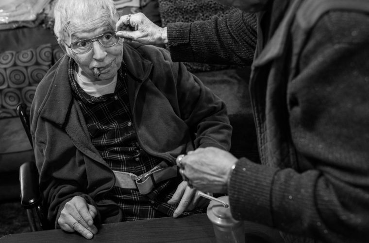 Daily Hymn: Five Decades of Living, Loving, Caregiving in West Virginia (Photos)