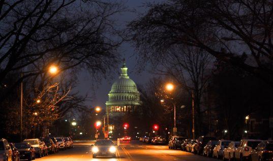 Coalition of Mayors Goes to Washington to Save Federal Programs