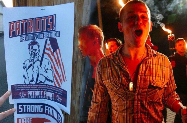 Seeing Through the Rhetoric of the Alt-Right: Spotting White Supremacist Propaganda in WV