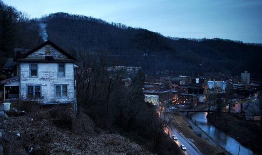 Why Is West Virginia So Poor? And What Can We Do About It?