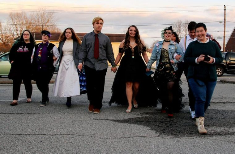 LGBTQ Teens Start New Tradition With West Virginia's First 'Rainbow' Prom