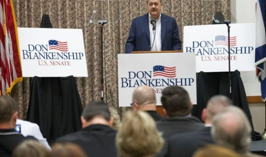 Don Blankenship Claims Illegal Immigration Costs $130 Billion a Year. Is That True?