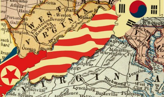 The Virginias and the Koreas: More Alike Than You Know