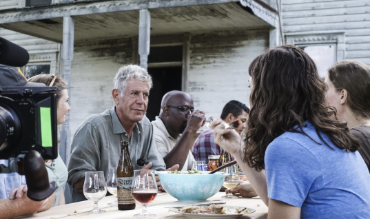 Anthony Bourdain's Loss Hits Home in Appalachian Kitchens