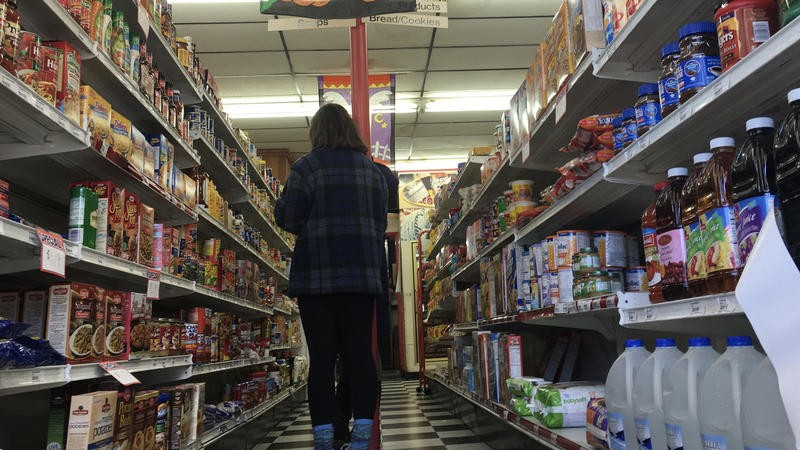 In West Virginia, SNAP Benefits Out of Reach For Drug Felons