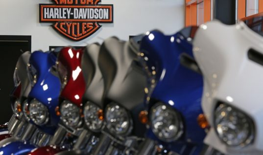 Why it Doesn't Matter if a Harley is 'Made in America'