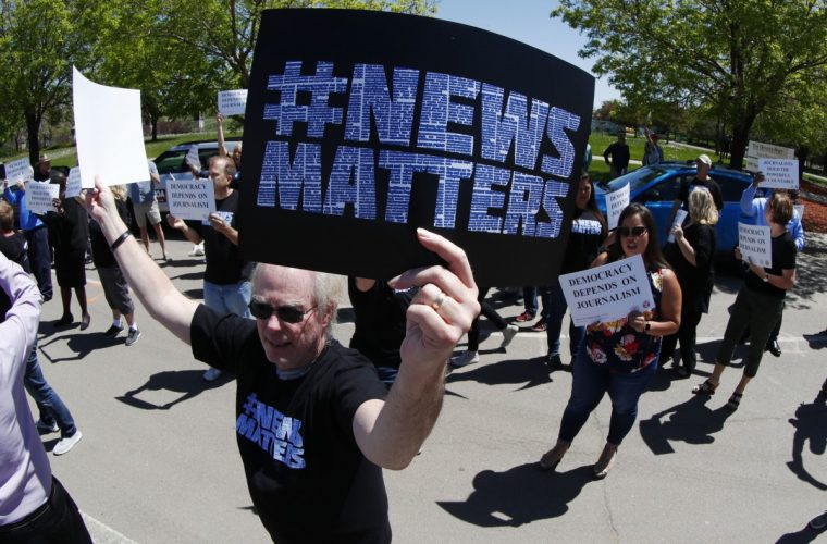 Fall of Local News Did Not Bring Us Authoritarianism in Washington but Might Lead to it Elsewhere