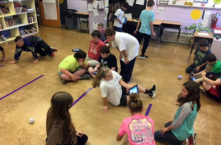 An iPad Each: Project 'Re-energizes Rural School District