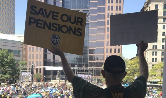 Pension Problems: Lawmakers Warn Of Economic Fallout From Failing Pensions