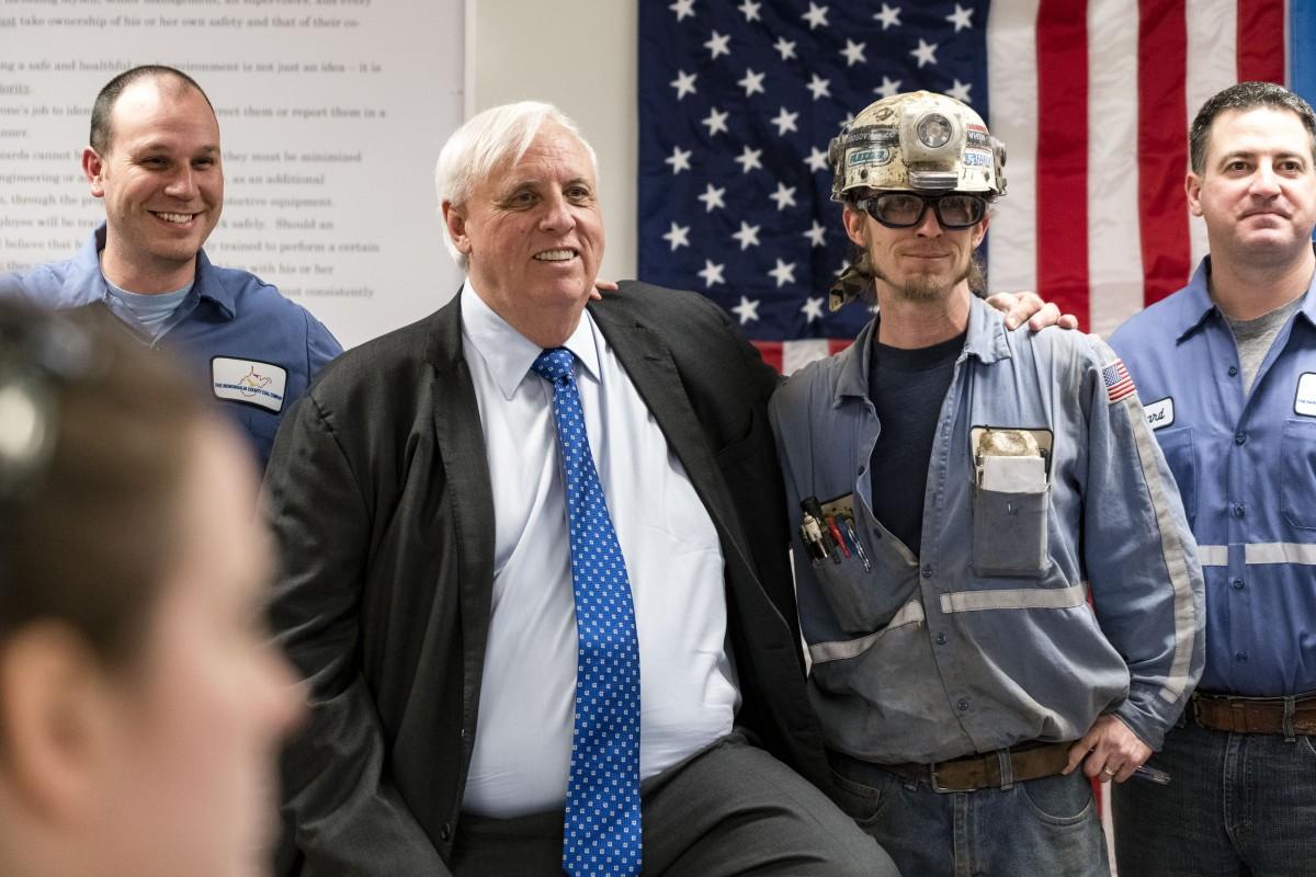 Mine Safety Debt for W Va  Gov  Justice's Family Companies