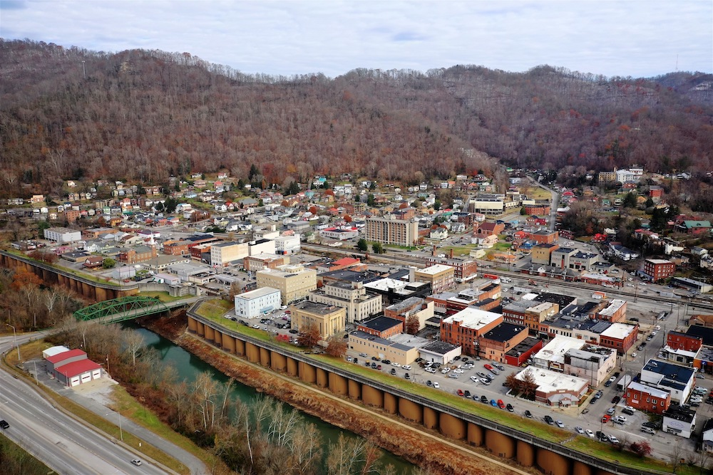 Williamson, W.Va., has become known as a center for the use of prescription opioid painkillers, which has worsened the outlook for many younger West Virginians. Photo: Tyler Evert/AP Photo