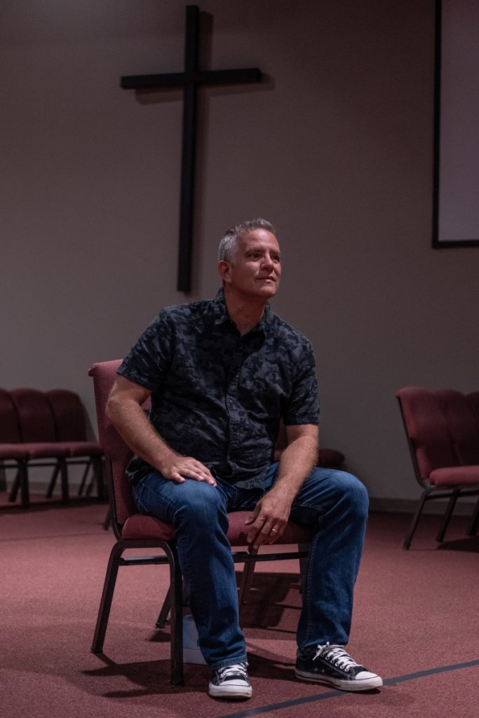Jeff Leake leads the Allison Park Church organization in Pennsylvania, which consists of six church locations throughout the Pittsburgh area. Photo: Chris Jones/100 Days in Appalachia
