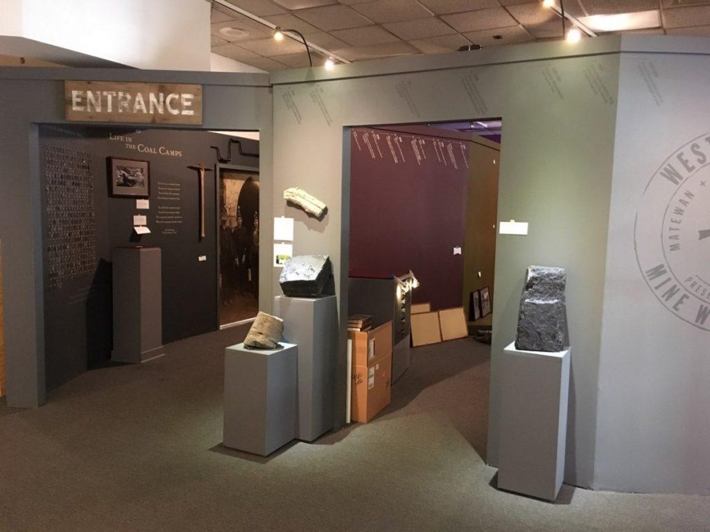 The West Virginia Mine Wars Museum. Photo: Courtesy of the West Virginia Mine Wars Museum
