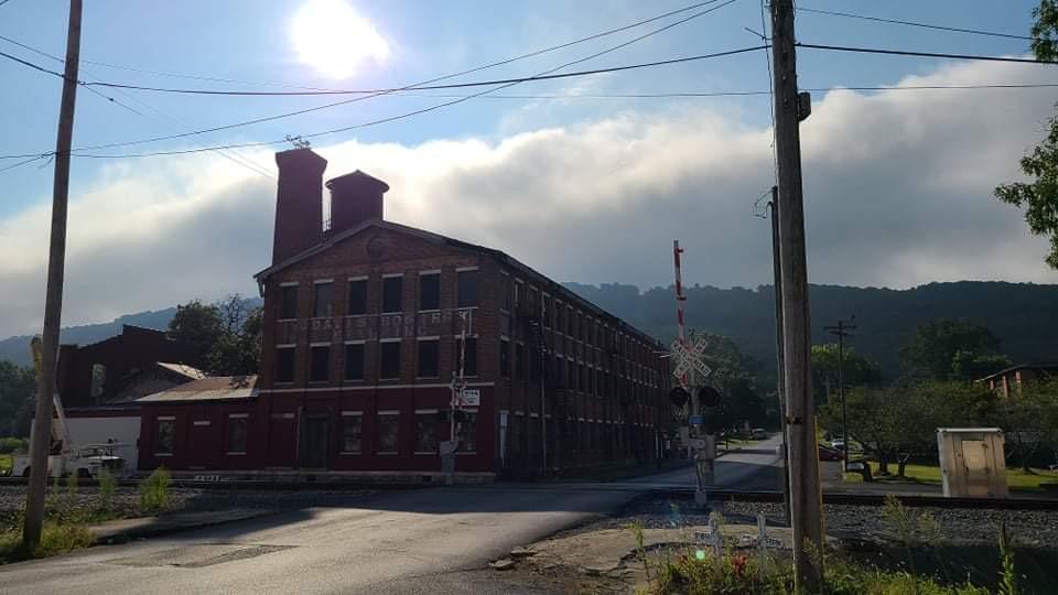 W.B. Davis Hosiery Mill. Photo: Alana Anton, Provided