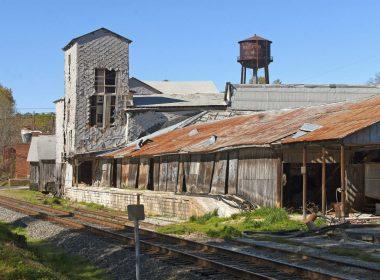 Pendleton Mill in Anderson, South Carolina. Photo: Alana Anton, Provided
